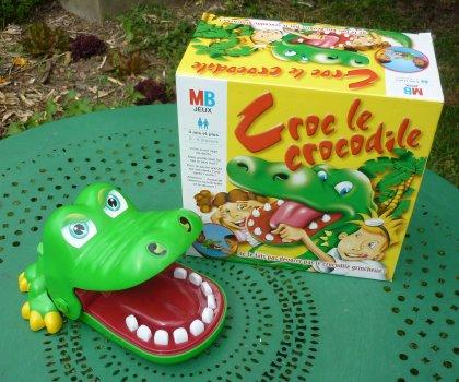 jeux de crocodile