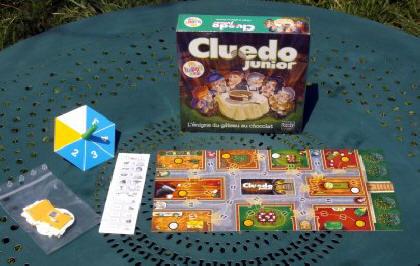 Cluedo Junior The Case Of The Missing Chocolate Cake