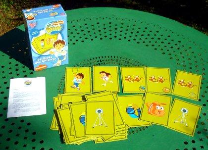 Le jeu go diego le h ros des animaux non mentionn university games 2006 est l - Jeux de go diego ...