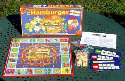 jeux de hamburger