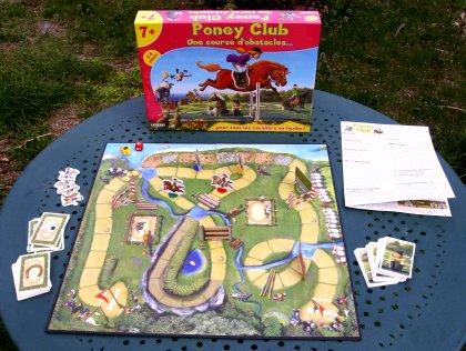Poney Club de l'Espérance, Poney Club du Domaine de l'Espérance à Dampierre