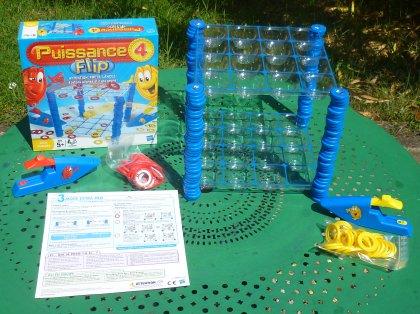 Hasbro Puissance 4 Flip  5010994648824 Jeux et jouetsBien comparer les prix