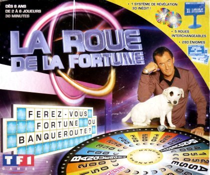 le jeu la roue de la fortune merv griffin mb milton bradley tf1 games tilsit 1987 est. Black Bedroom Furniture Sets. Home Design Ideas