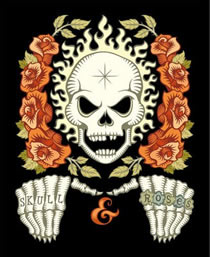 skull and roses jeux