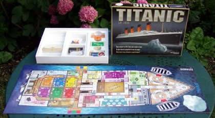 Titanic : Jeux de société Titaj