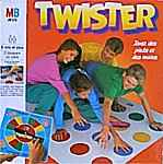 Fabrication du jeu twister